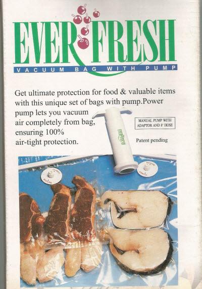 Food Vaccum Bag